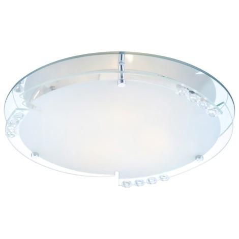 GLOBO 48073-3 - Stropní svítidlo ARMENA 3xE27ILLU/60W