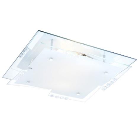 GLOBO 48074-2 - Stropní svítidlo DUBIA 2xE27/60W/230V