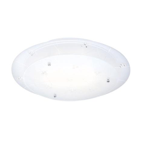 GLOBO 48079-2 - Nástěnné svítidlo JUBILEE 2xE27/60W