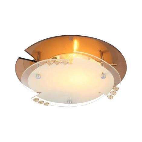 Globo 48083 - Stropní svítidlo ARMENA I 1xE27/60W/230V