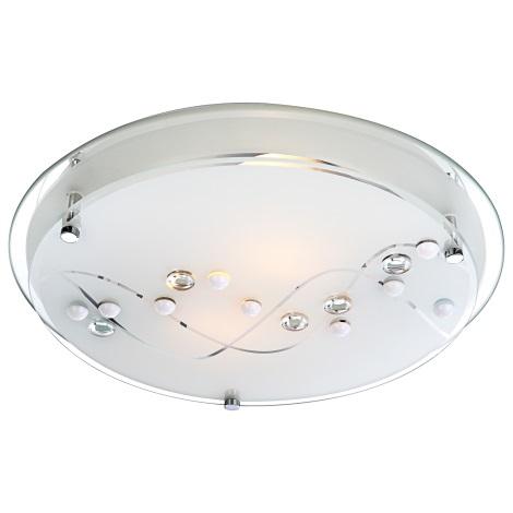 GLOBO 48090-2 - Stropní svítidlo BALLERINA I 2xE27/60W