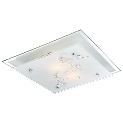 GLOBO 48092-2 - Stropní svítidlo BALLERINA I 2xE27/60W