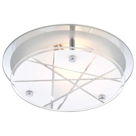 GLOBO 48173 - Stropní svítidlo FERIA 1xE27/60W