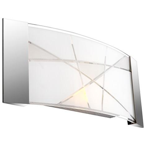 GLOBO 48174-1W - Nástěnné svítidlo FERIA 1xE27/60W