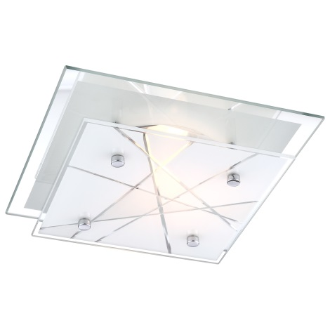 GLOBO 48174 - Stropní svítidlo FERIA 1xE27/60W