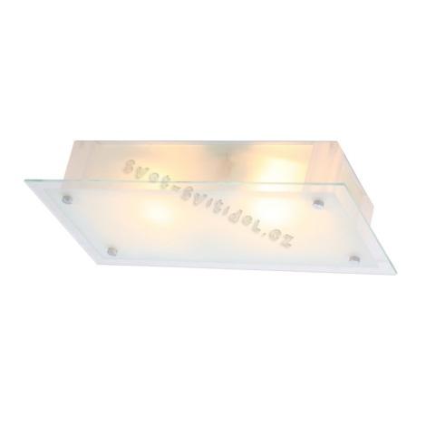 GLOBO 48320-2 - Stropní svítidlo QUADRO 2xE14/60W