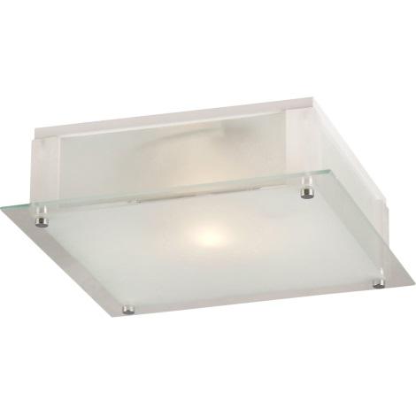 GLOBO 48320 - Stropní svítidlo QUADRO 1xE27/60W