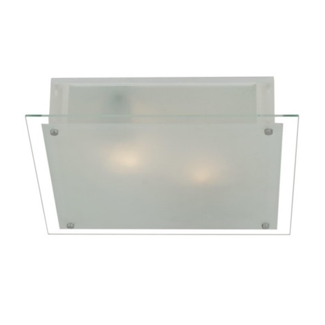 GLOBO 48321 - Stropní svítidlo QUADRO 2xE27/60W