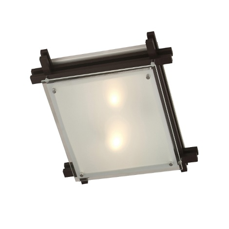 GLOBO 48324-2 - Stropní svítidlo EDISON 2xE27/60W/230V