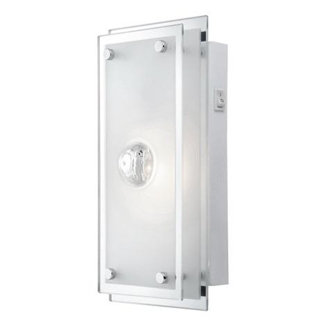 GLOBO 48328-1W - Nástěnné svítidlo MALAGA 1xE14/40W