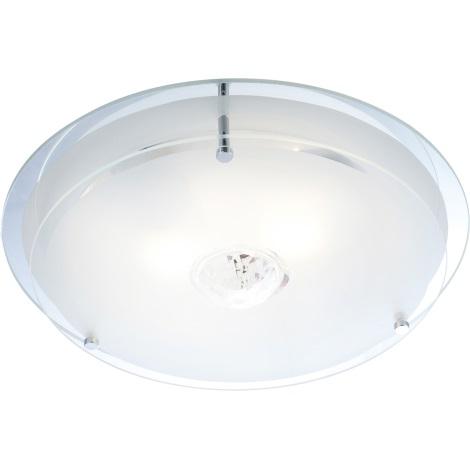 GLOBO 48527 - Stropní svítidlo MALAGA 2xE27/60W