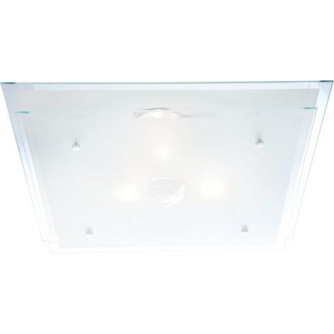 Globo 48528-3 - Stropní svítidlo MALAGA 3XE27/60W/230V