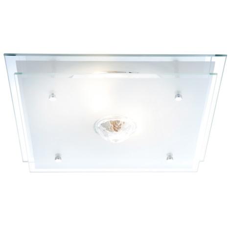 GLOBO 48528 - Stropní svítidlo MALAGA 2xE27/60W/230V