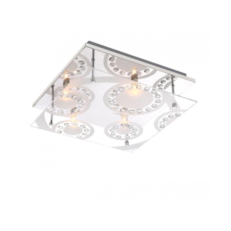 GLOBO 48690-4 - Nástěnné svítidlo DIANNE 4xG9/33W