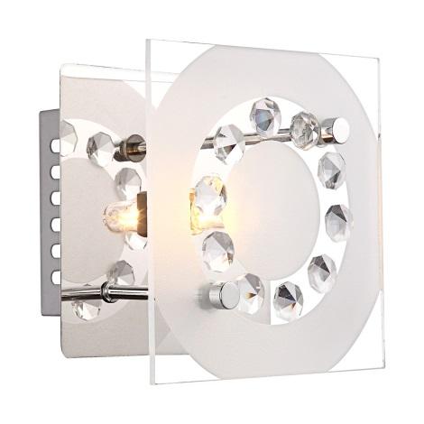 GLOBO 48690 - Nástěnné svítidlo DIANNE 1xG9/33W