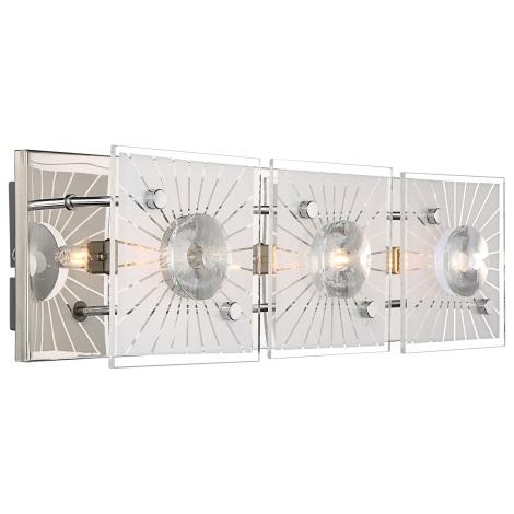 Globo 48691-3 - Nástěnné svítidlo IOLANA 3xG9/33W/230V