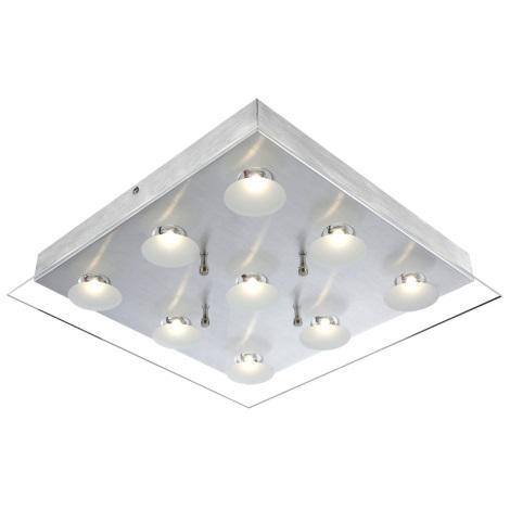 GLOBO 49200-9 - Stropní LED svítidlo BERTO LED 9xLED/5W