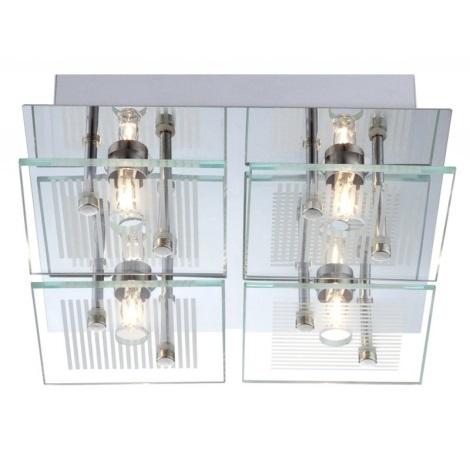 GLOBO 49201-4 - Stropní svítidlo GILMA 4xG9/33W/230V