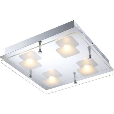 Globo 49203-4 - LED stropní svítidlo JEMINA 4xLED/5W