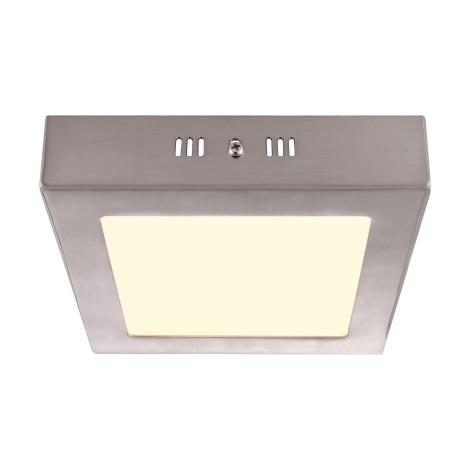 Globo 49217 - LED stropní svítidlo CORVUS 1xLED/6W/230V