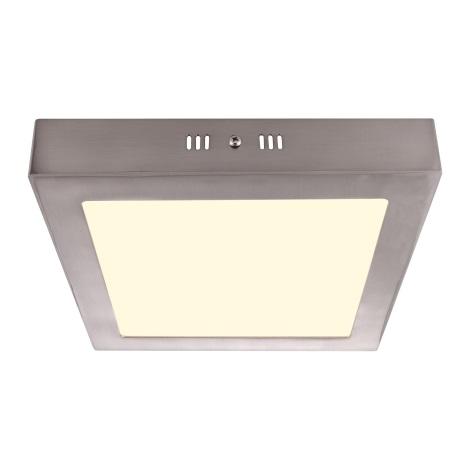 Globo 49218 - LED stropní svítidlo CORVUS 1xLED/12W/230V