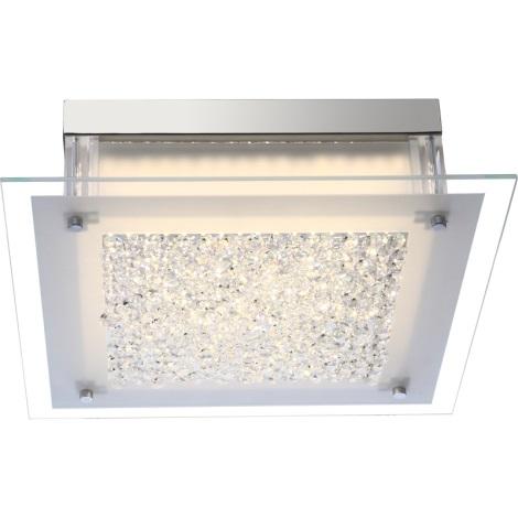 Globo 49311 - LED stropní svítidlo LEAH LED/17,3W