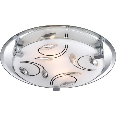 GLOBO 49409-2 - stropní svítidlo RINA 2xG9/42W