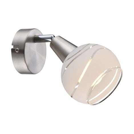 Globo 54341-1 - LED nástěnné svítidlo ELLIOTT 1xE14/4W/230V