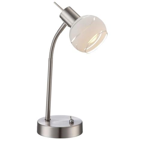 Globo 54341-1T - LED stolní lampa ELLIOTT 1xE14/4W/230V