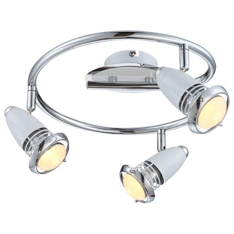 Globo 54381-3 - LED bodové svítidlo BIANKA 3xE14/4W/230V