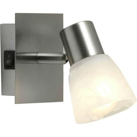 GLOBO 54530-1 - Bodové svítidlo PARRY 1xE14/40W