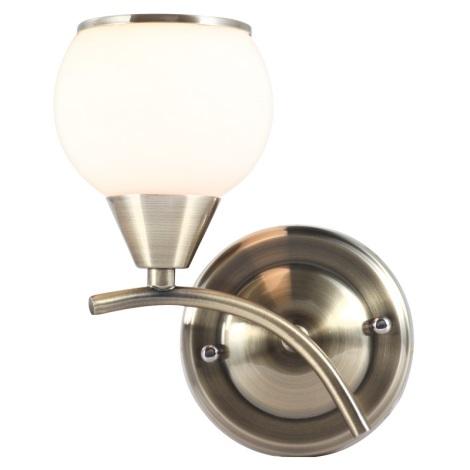 GLOBO 54701-1 - Nástěnné svítidlo MISTRAL 1xE14/40W/230V