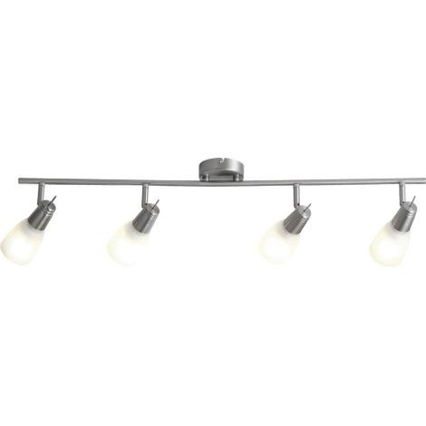 GLOBO 54925-4 - Bodové svítidlo LINAC 4xE14/13W