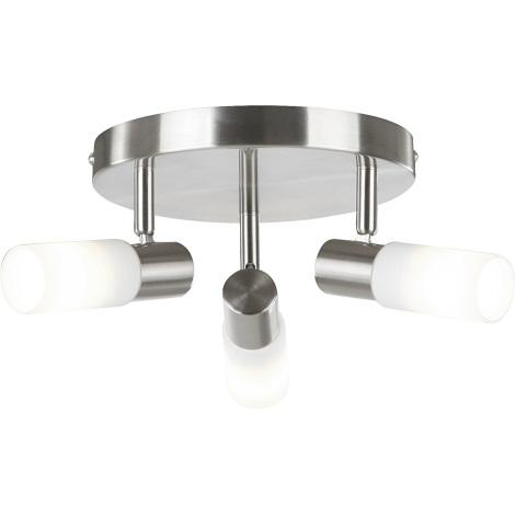 GLOBO 54950-3 - Bodové svítidlo CURTIS 3xGU10/9W