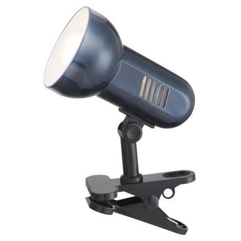 GLOBO 5498 - Klipová lampička BASIC 1xE27/40W/230V