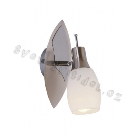 GLOBO 54980-1 - Bodové svítidlo BELUA 1xE14/13W