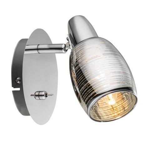 Globo 54986-1 - Bodové svítidlo CARSON 1xE14/40W/230V