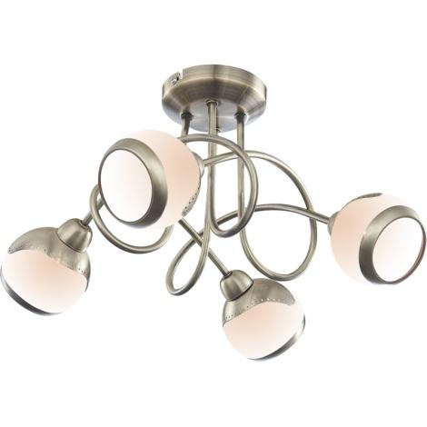 GLOBO 56101-4D - stropní svítidlo GALVIN 4xG9/33W