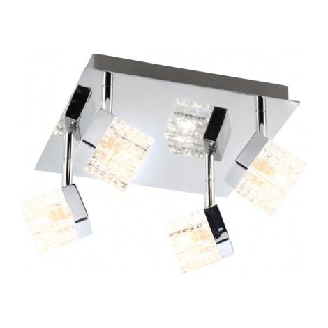 GLOBO 56183-4 - Stropní svítidlo BARON 4xG9/33W