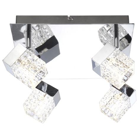 Globo 56193-4 - LED stropní svítidlo ANKARA 4xLED/5W/230V