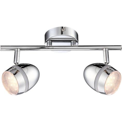 Globo 56206-2 - LED bodové svítidlo MANJOLA 2xLED/3W