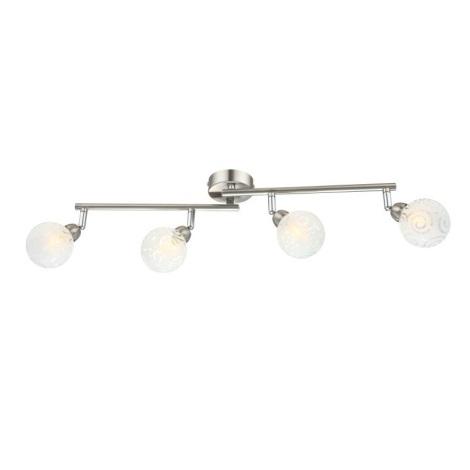 GLOBO 56392-4 - Bodové svítidlo ORLENE 4xG9/28W
