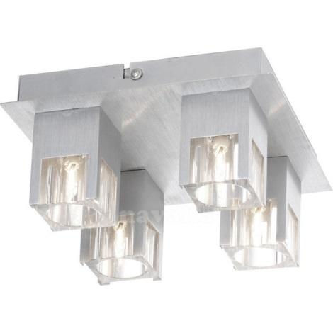 Globo 56444-4D - Stropní svítidlo AMOENA 4xG9/33W/230V