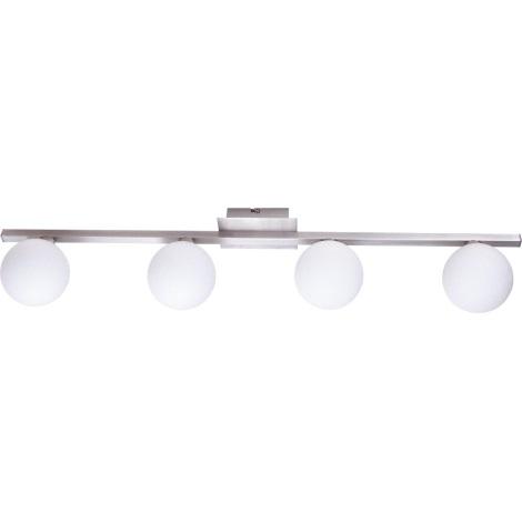 GLOBO 5661-4 - Stropní bodové svítidlo NEW DESIGN 4xG9/40W