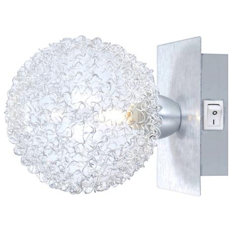 Globo 5662-10 - Nástěnné/stropní svítidlo NEW DESIGN 1x33W/G9/230V