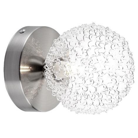 GLOBO 56620-1 - Nástěnné svítidlo ENIGMA 1xG9/33W/230V