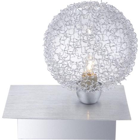 GLOBO 5662T - Stolní lampa NEW DESIGN 1xG9/33W/230V