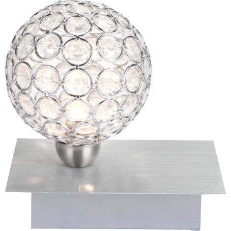 GLOBO 56630T - Stmívatelná stolní lampa AZALEA 1xG9/33W/230V