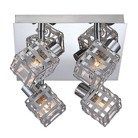 Globo 56691-4 - Stropní svítidlo THUNDER 4xG9/33W/230V