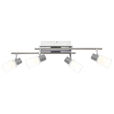 Globo 56913-4 - Bodové svítidlo LISTER 4xLED/5W/230V
